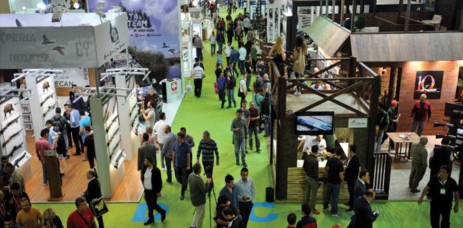 Türkiye'nin en büyük Av ve Doğa Sporları Fuarı başlıyor…