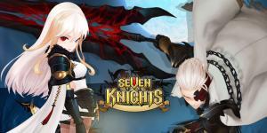 Tüm dünyada sevilen RPG Seven Knights'a Shane ve Sieg karakterleri geliyor