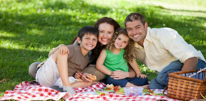 Bir piknik hayal edin; hayatınızın en konforlu pikniği…