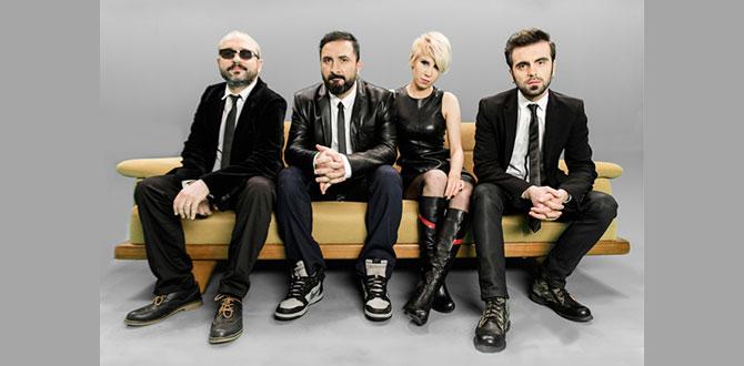 Bora Duran ve İstanbul Arabesque Project bu hafta sonu Trendy Lounge & Bar'da sahne alacak