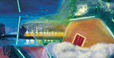 Gülden Artun yeni resimleriyle TEM Sanat Galerisi'nde…