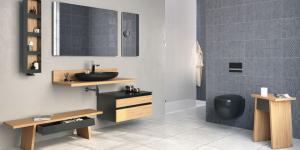 Yaşayan banyo mekanları…