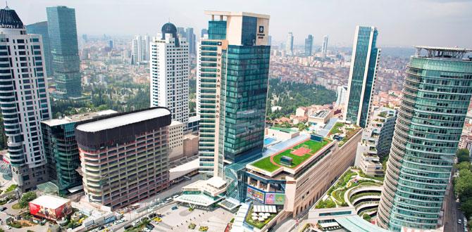 Wyndham Grand İstanbul Levent ödüllere doymuyor…