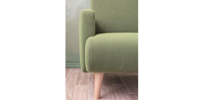 Buka Sofa Greenery yeşili ile baharı evlere taşıyor