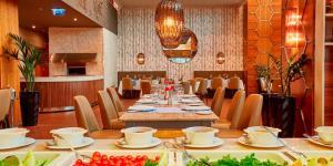 Ramazan'ın eşsiz atmosferini Carême Restaurant'ta yaşayın