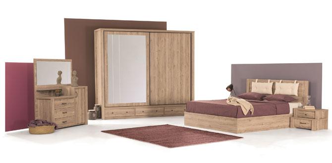 Klasik çizgilerle zamansız yatak odaları…