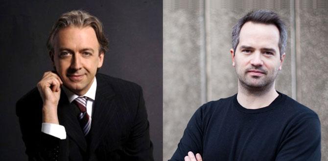 Şef Antonio Pirolli yönetiminde İDSO, Peter Jablonski'ye eşlik edecek
