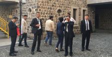 Çin Büyükelçisi Kayseri tarihine hayran kaldı…