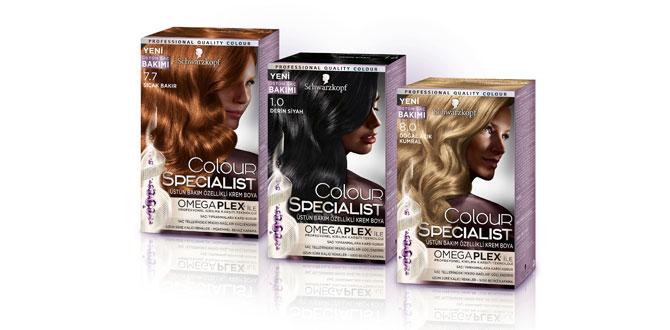 Schwarzkopf'tan saçlarınızın geleceği için geleceğin saç boyası: Colour Specialist…