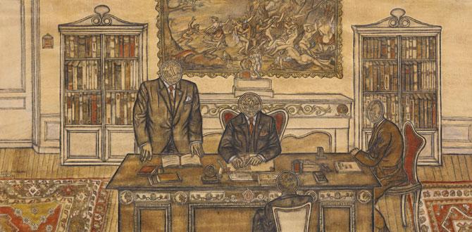 TEM Sanat'ta özel koleksiyondan Yüksel Arslan Sergisi…