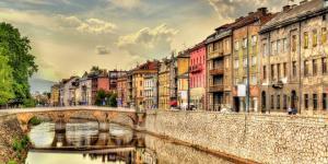 Çalışan motivasyonu için en iyi adres Saraybosna