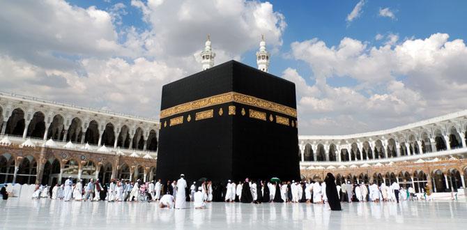 Ramazan ayında Umre ziyareti Hac faziletinde…