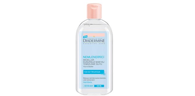 Diadermine'den yoğun etkili, Essential Care Makyaj Temizleme Serisi…