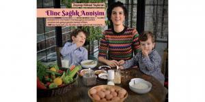 """Ebeveynler için rehber niteliği taşıyan """"Eline Sağlık Annişim"""" Türkiye İş Bankası Kültür Yayınları tarafından basılacak…"""