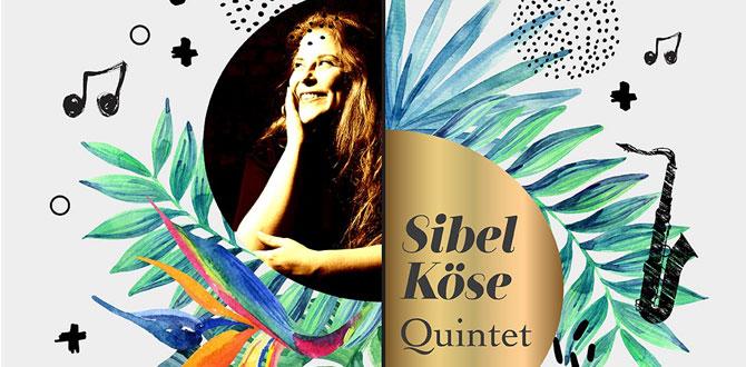 Jazz'ın büyülü sesi Sibel Köse Quintet Frankie İstanbul sahnesinde…
