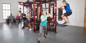Spor egzersizinde son trend: Egzersiz istasyonu ile fonksiyonel antrenman