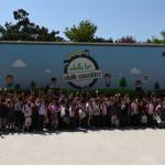 Akıllı Tır, Akıllı Çocuklar Projesi 4 günde bin çocuğa ulaştı…