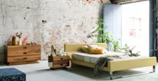 Ahşap ve yeşilin eşsiz armonisi Alito Yatak Odası ile evinizde…