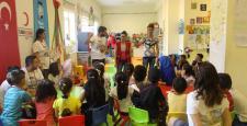 Ankaralı çocuklar bilimle buluştu…