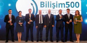 Türkiye'nin ilk 500 bilişim şirketi 2016'da %7 büyüdü, 90,4 milyar TL ciro elde etti…