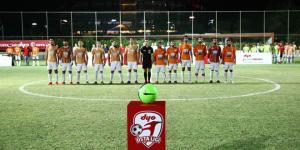 İlklerin markası DYO'dan bir ilk daha: Ustalararası Futbol Turnuvası