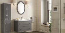 Kale Banyo, 'Miro' mobilya koleksiyonu ile klasik tarzı modern çizgilerle banyonuza taşıyor…