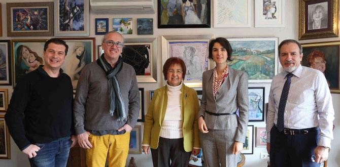 KEV ve ALARM-ART, Sanatın Mutfağı'nda buluşuyor…