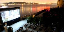 Boğazda açık hava sineması: La La Land