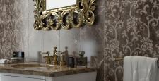 Yurtbay Seramik'ten sıradışı ve keyifli banyo konsepti: Serena