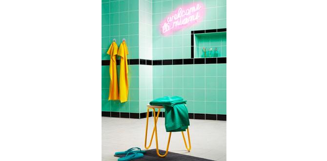 Tchibo ile banyonuzda tropik renklerin tadını çıkarın…