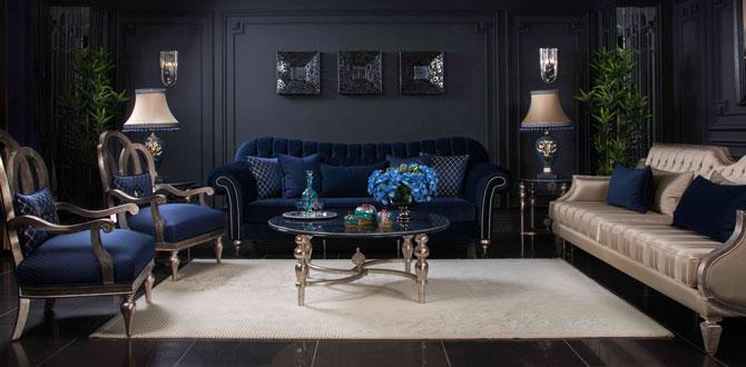 """Son yılların mobilya trendi """"Art Deco"""" yükselişe geçti…"""