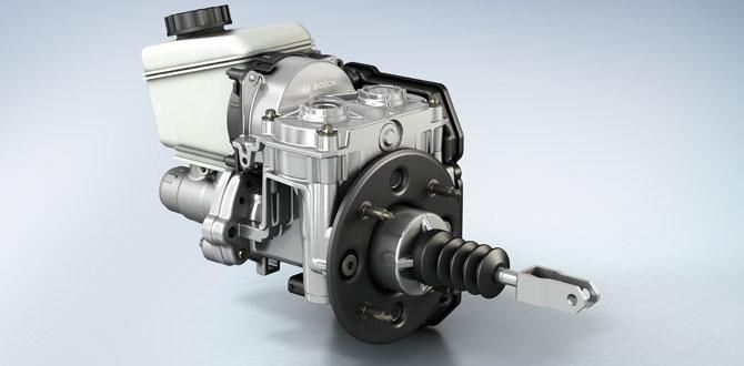 Bosch, 90 yıldır fren teknolojisine yön veriyor…