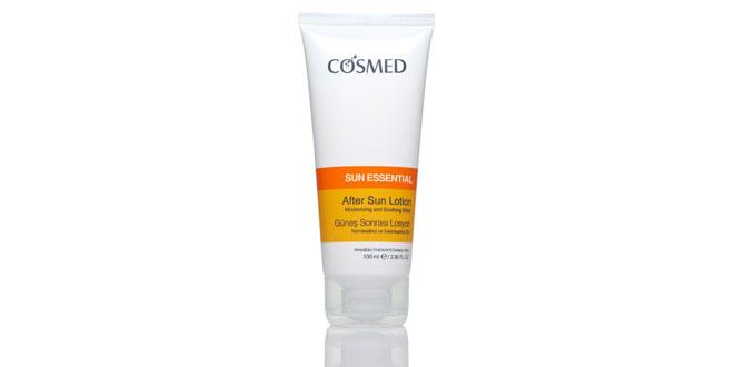 Güneşten yıpranan cildinizi COSMED ile canlandırın…