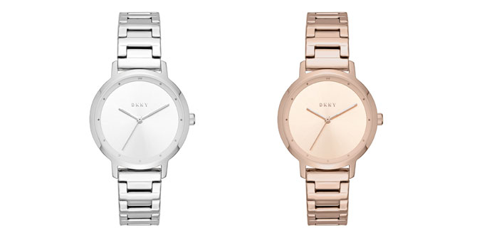 DKNY saatleri CitySpire'dan ilham alıyor…