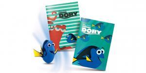 Kayıp balık Dory bulundu, Keskin Color ile çocuklara arkadaş oldu…