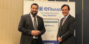 e-Finans yenilikçi çözümler sunmaya devam ediyor…