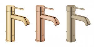 GROHE Essence ile banyo tasarımında seçme özgürlüğü…