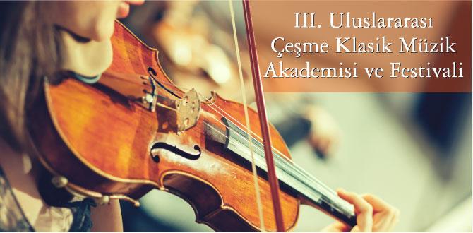 Çeşme Klasik Müzik Akademisi ve Festivali