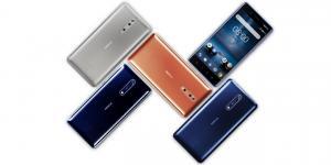 Nokia 8: Özenle tasarlanmış dünyada ilk olan 3 özelliğe sahip amiral gemisi
