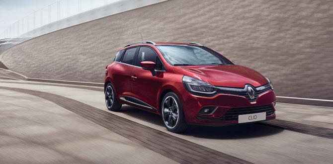 """Renault'da """"Yarısını Şimdi, Kalanı 2018'de Öde"""" kampanyası…"""