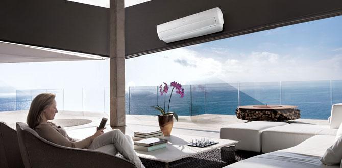 Samsung'un rüzgârsız serinlik teknolojisine sahip yeni kliması: Wind-Free