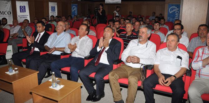 """""""Beton Teknolojileri ve Doğru Beton Uygulamaları Semineri"""" Samsun'da gerçekleştirildi…"""