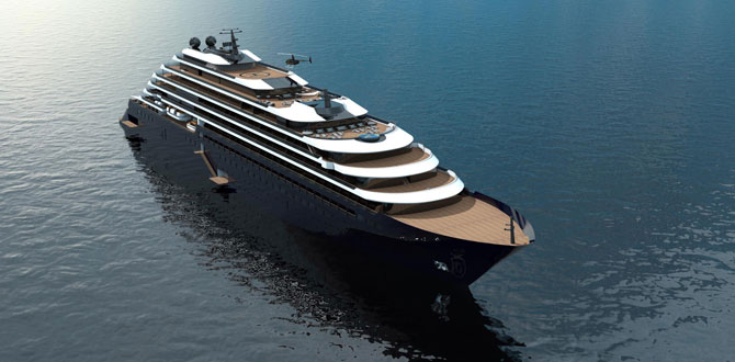 Denize açılan ilk lüks otel markası The Ritz-Carlton, benzersiz bir yat deneyimi sunuyor…