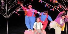 Trumpland'de bu hafta sonu çocuklar rüzgar çanı yapacak tiyatro izleyecekler…
