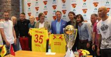 Göztepe'nin Süper Lig'deki en büyük destekçisi Mahall Bomonti İzmir oldu…