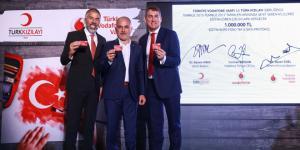 Türkiye Vodafone Vakfı ve Türk Kızılayı Eğitim Destek Fonu'nun ilk yarısını şehit ailelerine aktardı…