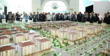 Emlak piyasasının göz bebeği Ankara, uluslararası emlak fuarına kavuştu…