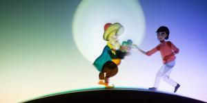 20. Uluslararası İstanbul Kukla Festivali'nde Asya Gölge Tiyatrosu rüzgarı…