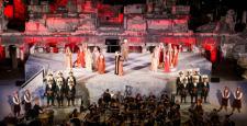"""""""Saraydan Kız Kaçırma"""" operası Mahall Bomonti İzmir desteğiyle Efes'te sahnelendi…"""