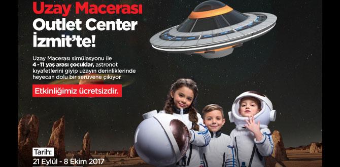 Küçük astronotların büyük serüveni…